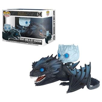 Funko Pop! Game of Thrones: Night King on Dragon - 58