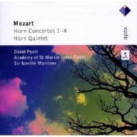 Mozart - Horn Concertos & Horn Quintet - CD