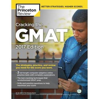 cracking the gmat 2017 pdf