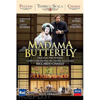 Puccini: Madama Butterfly - 2DVD