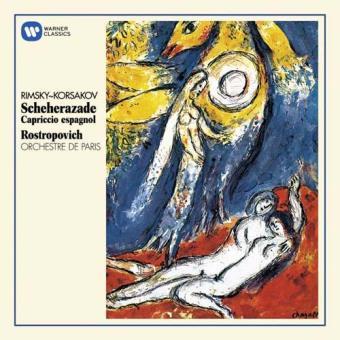 Rimsky-Korsakov | Scheherazade & Capriccio espagnol