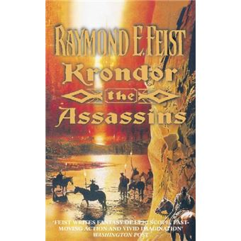 The Riftwar Legacy - Book 2: Krondor: The Assassins