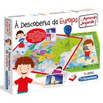 À Descoberta da Europa - Clementoni