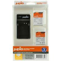 Kit Carregador + 2x Baterias Jupio para Nikon EN-EL12