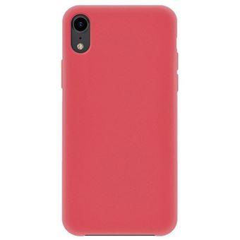 Capa 4-OK Silk Cover para iPhone XR - Hibisco