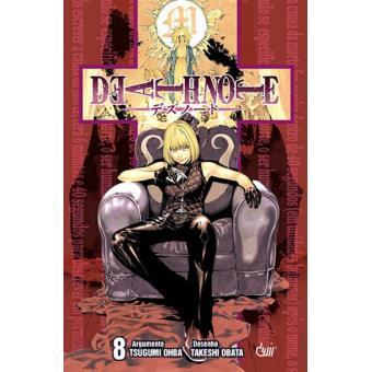Death Note - Livro 8: Alvo
