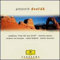 Dvorak-sinfonia nº9/slavonic dances