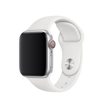 Bracelete Desportiva Apple para Apple Watch 40mm - Branco