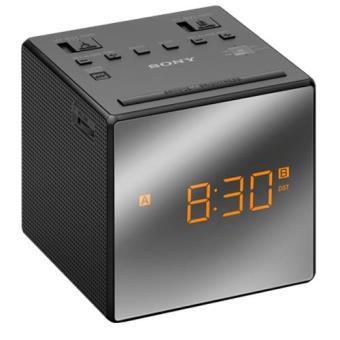 efc5860cec8 Sony Rádio Relógio ICF-C1TB Preto - Rádio - Compra na Fnac.pt