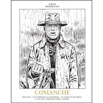 Comanche Integral - Livro 1