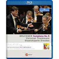 Bruckner: Symphony No. 5 in B Flat Major - Blu-ray