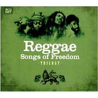 Trilogy: Reggae, Songs of Freedom (3CD)