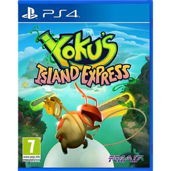 Yoku's Island Express - PS4