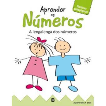 Aprender os Números - A Lengalenga dos Números