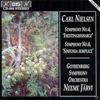 Symphony No.4:the Inextin