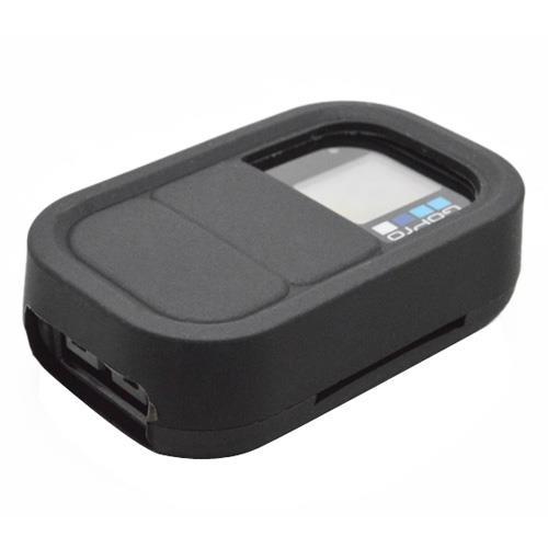 New Mobile Capa Silicone Preto para GoPro Controlo Remoto
