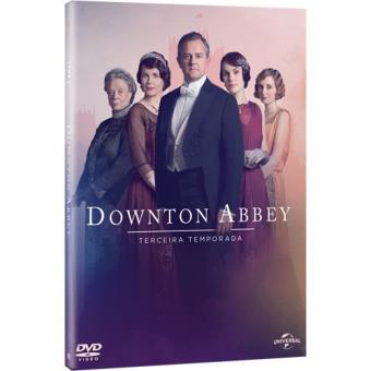Downton Abbey - 3ª Temporada - DVD
