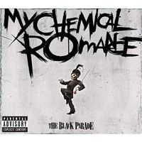 The Black Parade - LP Colorido