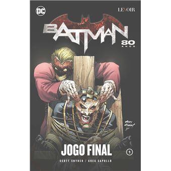 Batman 80 Anos: Jogo Final
