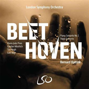 Beethoven: Piano Concerto No 2, Triple Concerto - SACD