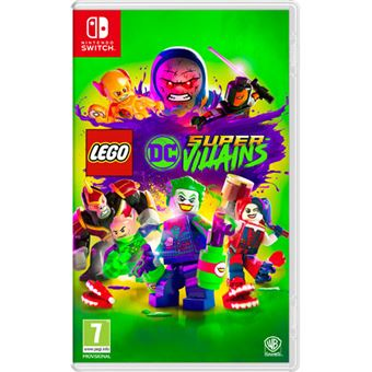 LEGO DC Super Villains - Nintendo Switch