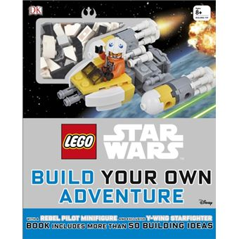 Lego Star - Wars Build your own Adventure