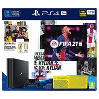 PS4 Pro + FIFA 21