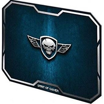 Tapete Rato Spirit Of Gamer Skull - Azul