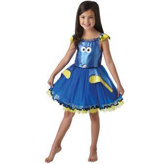 Disfarce Dory - Tamanho M 5 a 6 Anos