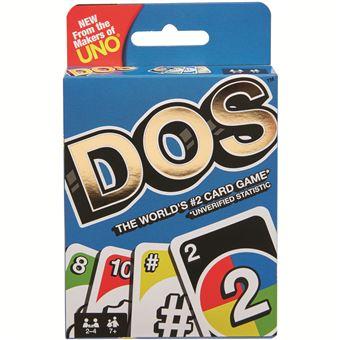 Dos (Uno) - Mattel