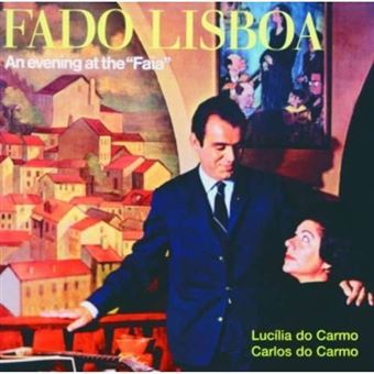 Fado Lisboa: An Evening at the Faia - CD