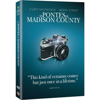 Pontes de Madison Country - DVD
