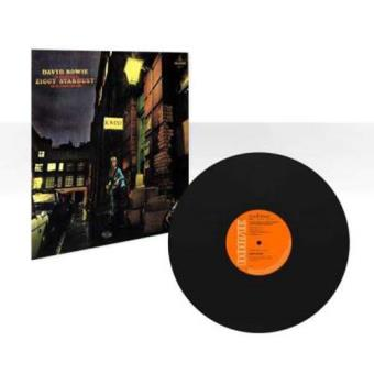 The Rise And Fall Of Ziggy Stardust And The Spiders From Mars (remastered 2015) (180g) (Limited Edition)