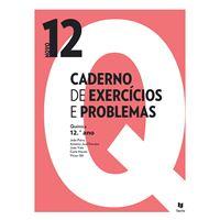 Novo 12Q - Química - 12ª Ano - Caderno de Exercícios e Problemas