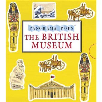 British museum: panorama pops