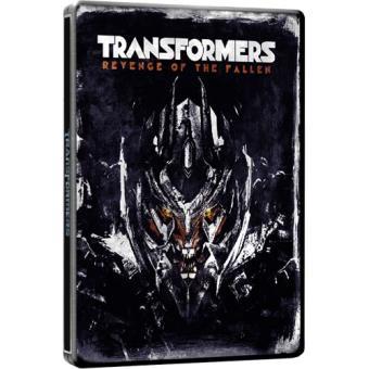 Transformers 2: Retaliação - Edição 10º Aniversário (Blu-ray)