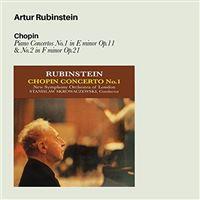 Piano Concertos Nº 1 & 2 - CD