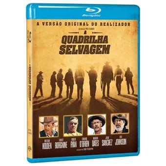 A Quadrilha Selvagem - Blu-ray