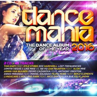 Dance Mania 2016 (2CD)