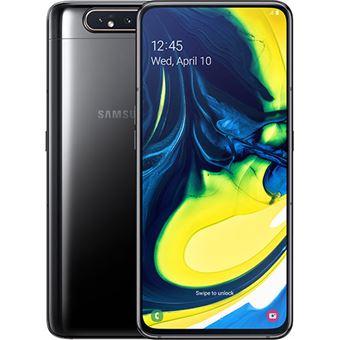 Smartphone Samsung Galaxy A80 - A805F - Preto