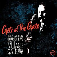 Getz at The Gate - 3LP 12''