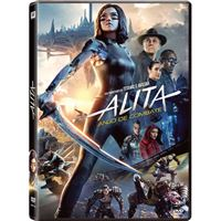 Alita: Anjo de Combate - DVD