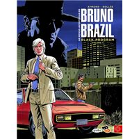 As Novas Aventuras de Bruno Brazil - Black Program - Livro 1