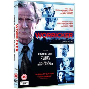 The Worricker Trilogy - 3DVD Importação