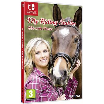 My Riding Stables: Life with Horses - Nintendo Switch