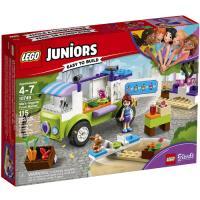 LEGO Friends Juniors 10749 O Mercado de Alimentos Biológicos da Mia