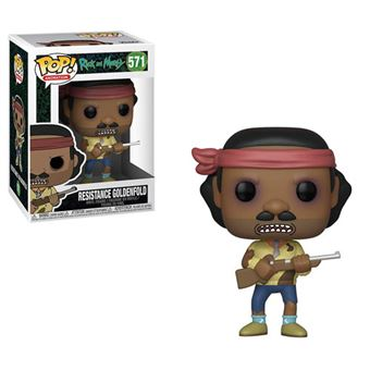Funko Pop! Rick and Morty: Resistance Goldenfold - 571