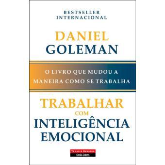 livro inteligencia emocional daniel goleman em portugues