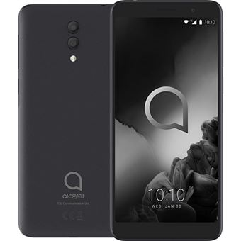 Smartphone Alcatel 1X 2019 - 16GB - Pebble Black