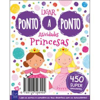 Ligar Ponto a Ponto: Princesas